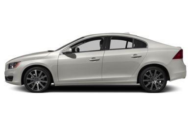 90 Degree Profile 2015 Volvo S60