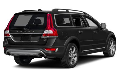 3/4 Rear Glamour  2014 Volvo XC70