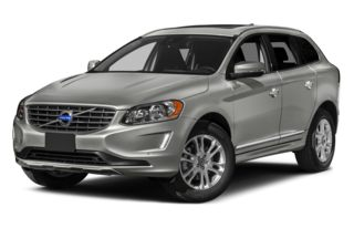 3/4 Front Glamour 2014 Volvo XC60
