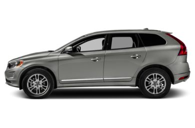 90 Degree Profile 2014 Volvo XC60