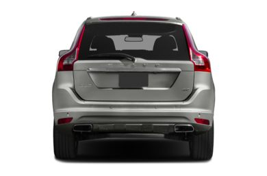 Rear Profile  2014 Volvo XC60