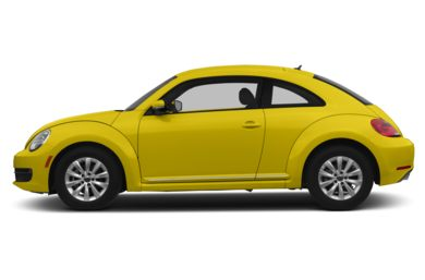 90 Degree Profile 2014 Volkswagen Beetle