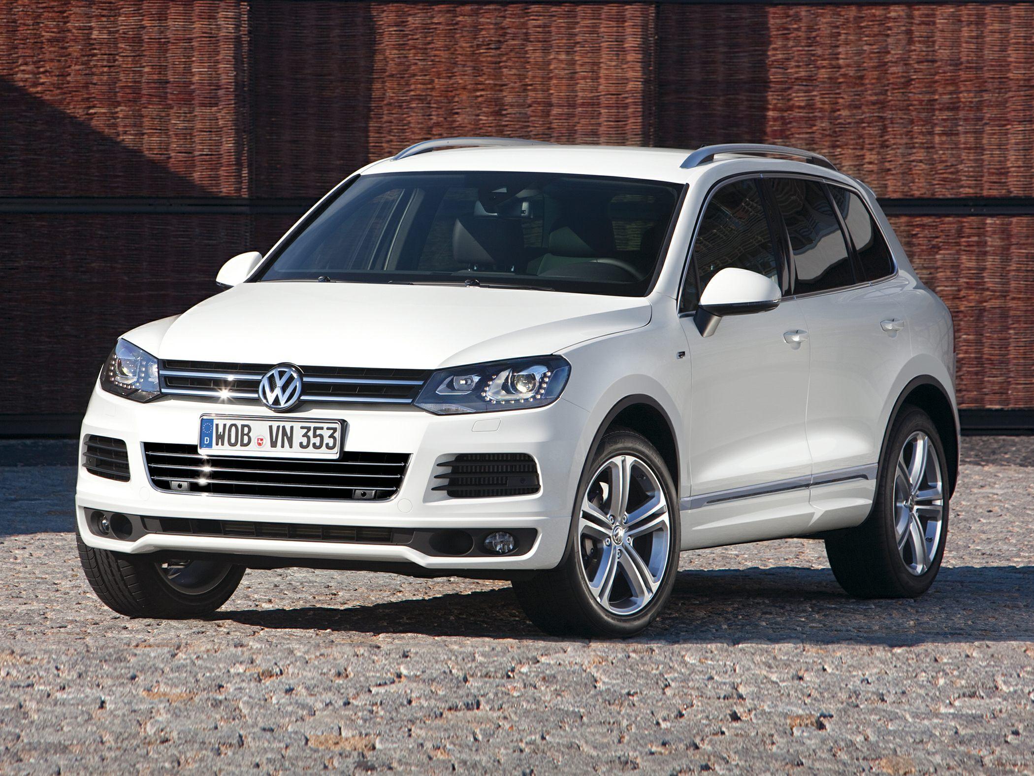 2014 Volkswagen Touareg Glam