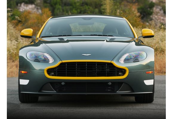 THE ASTON MARTIN THAT TALKS SLICKER THAN A PIMP FROM AGUSTA TO OUR DREAMS