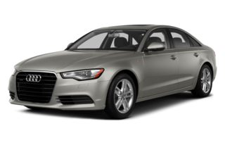 3/4 Front Glamour 2015 Audi A6