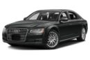 3/4 Front Glamour 2017 Audi A8