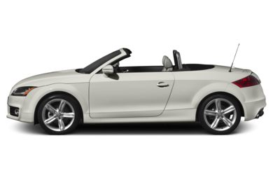 90 Degree Profile 2015 Audi TT