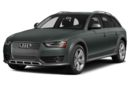 3/4 Front Glamour 2015 Audi allroad