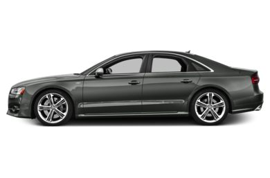 90 Degree Profile 2015 Audi S8