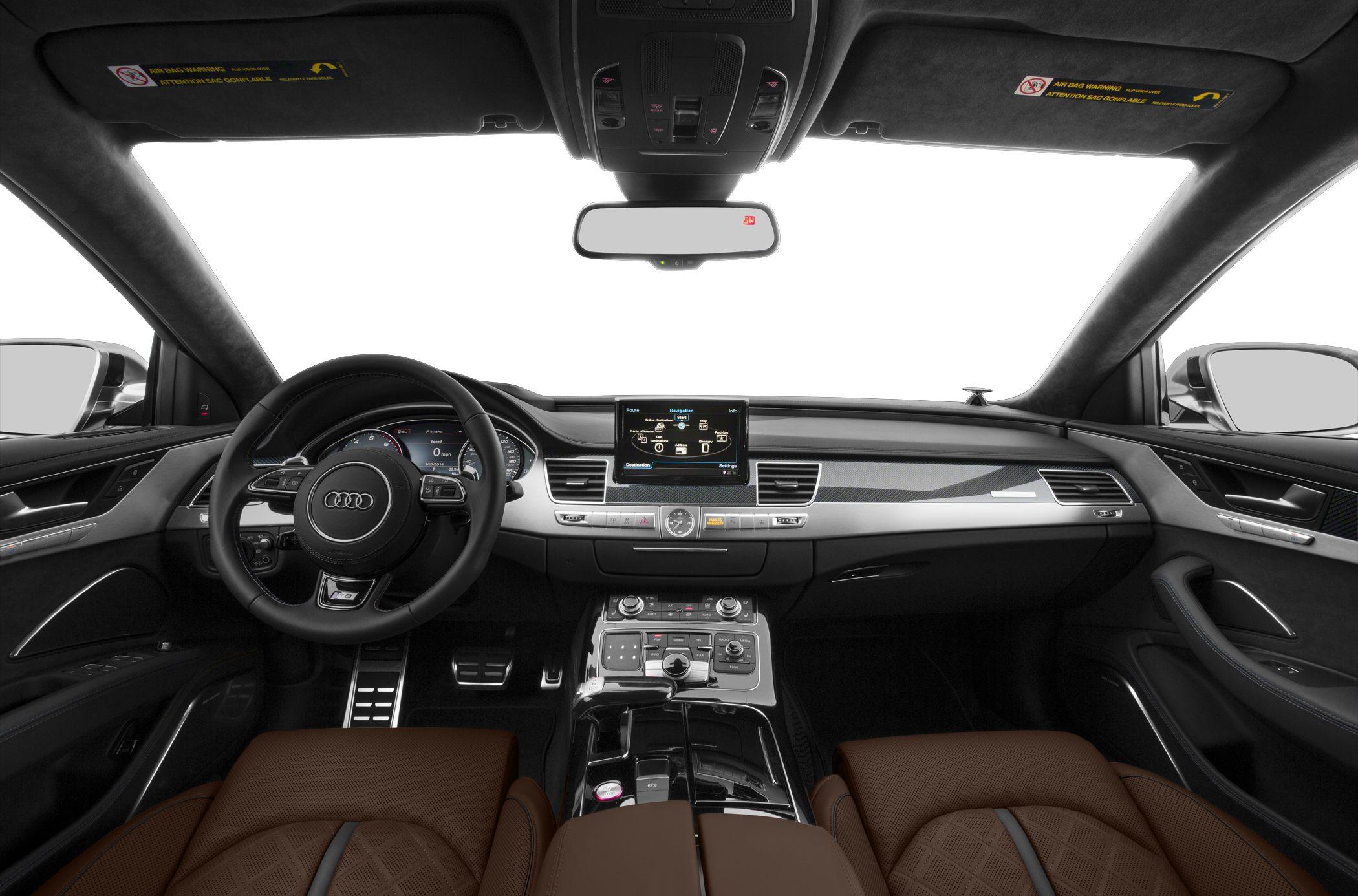 2015 Audi S8 Interior