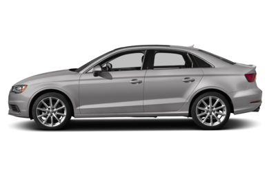 90 Degree Profile 2015 Audi A3
