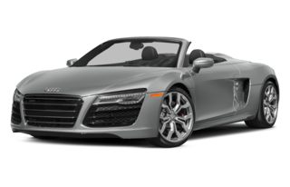 3/4 Front Glamour 2015 Audi R8