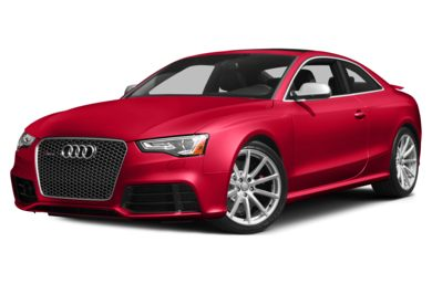 3/4 Front Glamour 2015 Audi RS 5