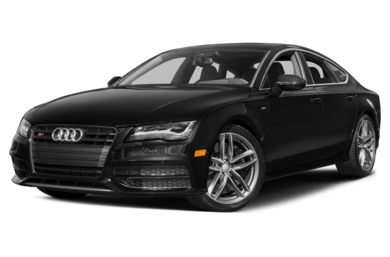 3/4 Front Glamour 2015 Audi S7