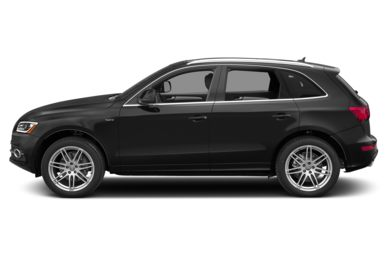 90 Degree Profile 2015 Audi Q5 hybrid