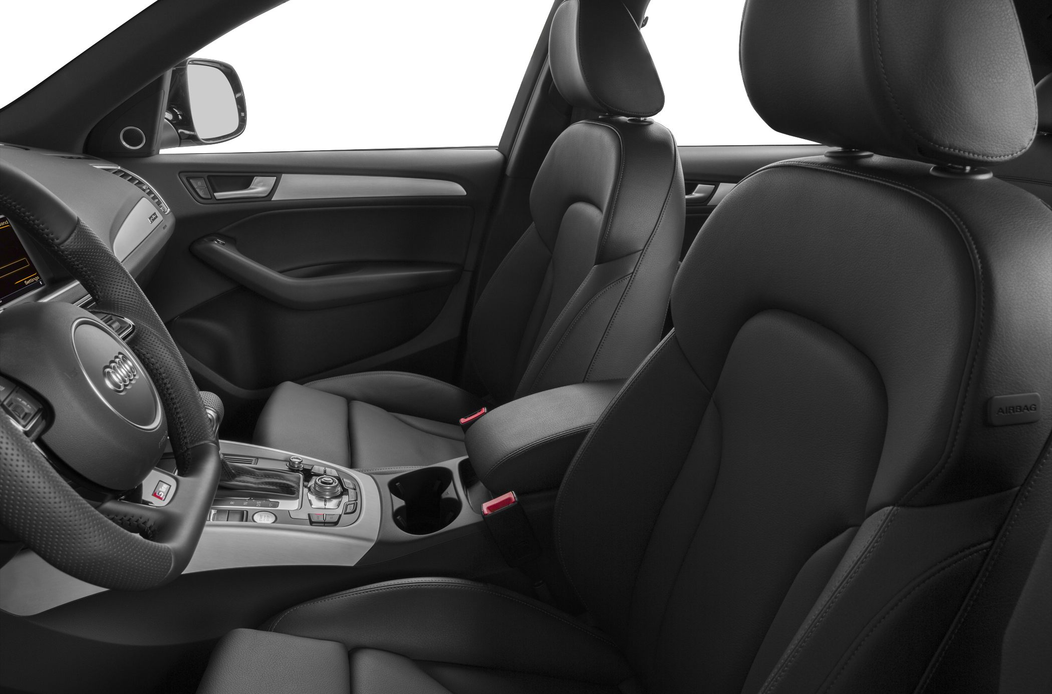 2015 Audi Q5 Hybrid Front