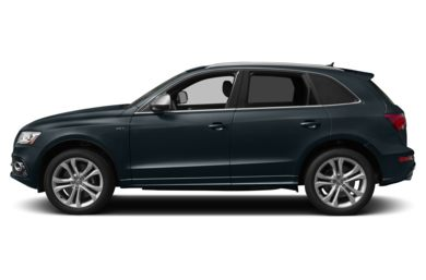 90 Degree Profile 2015 Audi SQ5
