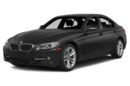 3/4 Front Glamour 2015 BMW 328