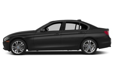 90 Degree Profile 2015 BMW 320