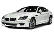 2015 BMW 650 Gran Coupe