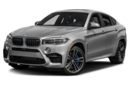 3/4 Front Glamour 2017 BMW X6 M