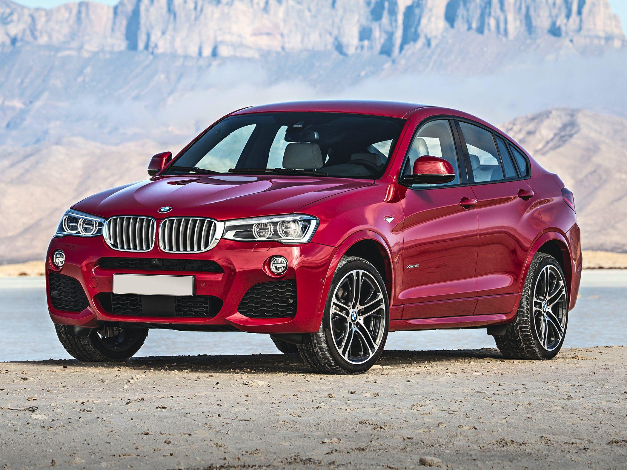 2015 BMW X4 Glam