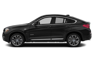 90 Degree Profile 2015 BMW X4