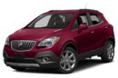 3/4 Front Glamour 2015 Buick Encore