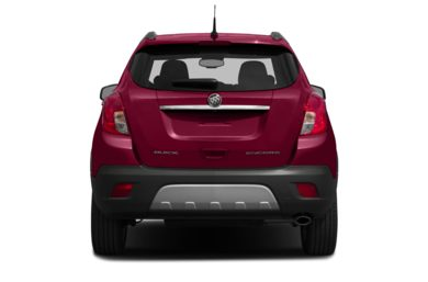 Rear Profile  2015 Buick Encore
