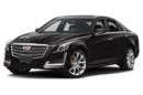 3/4 Front Glamour 2016 Cadillac CTS