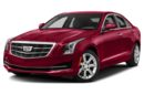 3/4 Front Glamour 2015 Cadillac ATS