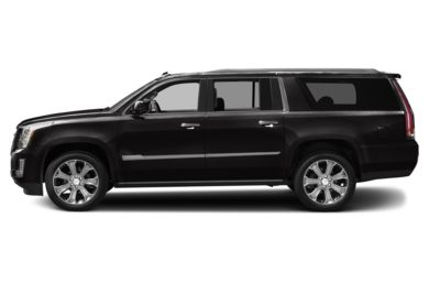 90 Degree Profile 2015 Cadillac Escalade ESV