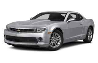 3/4 Front Glamour 2015 Chevrolet Camaro