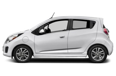 90 Degree Profile 2014 Chevrolet Spark EV