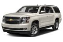 3/4 Front Glamour 2015 Chevrolet Suburban 1500
