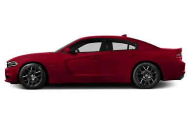 90 Degree Profile 2015 Dodge Charger