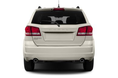 Rear Profile  2015 Dodge Journey