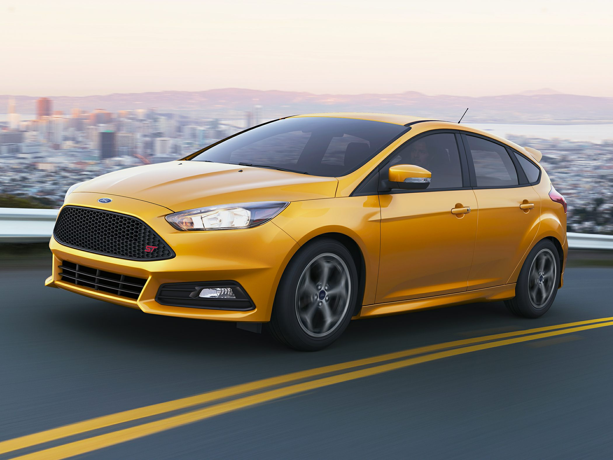 2017 ford focus st deals prices incentives leases. Black Bedroom Furniture Sets. Home Design Ideas