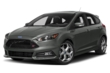 3/4 Front Glamour 2017 Ford Focus ST