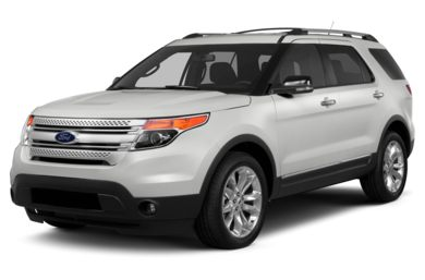 34 front glamour 2015 ford explorer - New 2015 Ford Explorer Black Color
