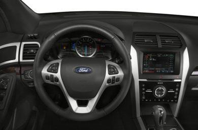 steering wheel 2015 ford explorer