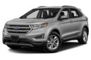 3/4 Front Glamour 2016 Ford Edge