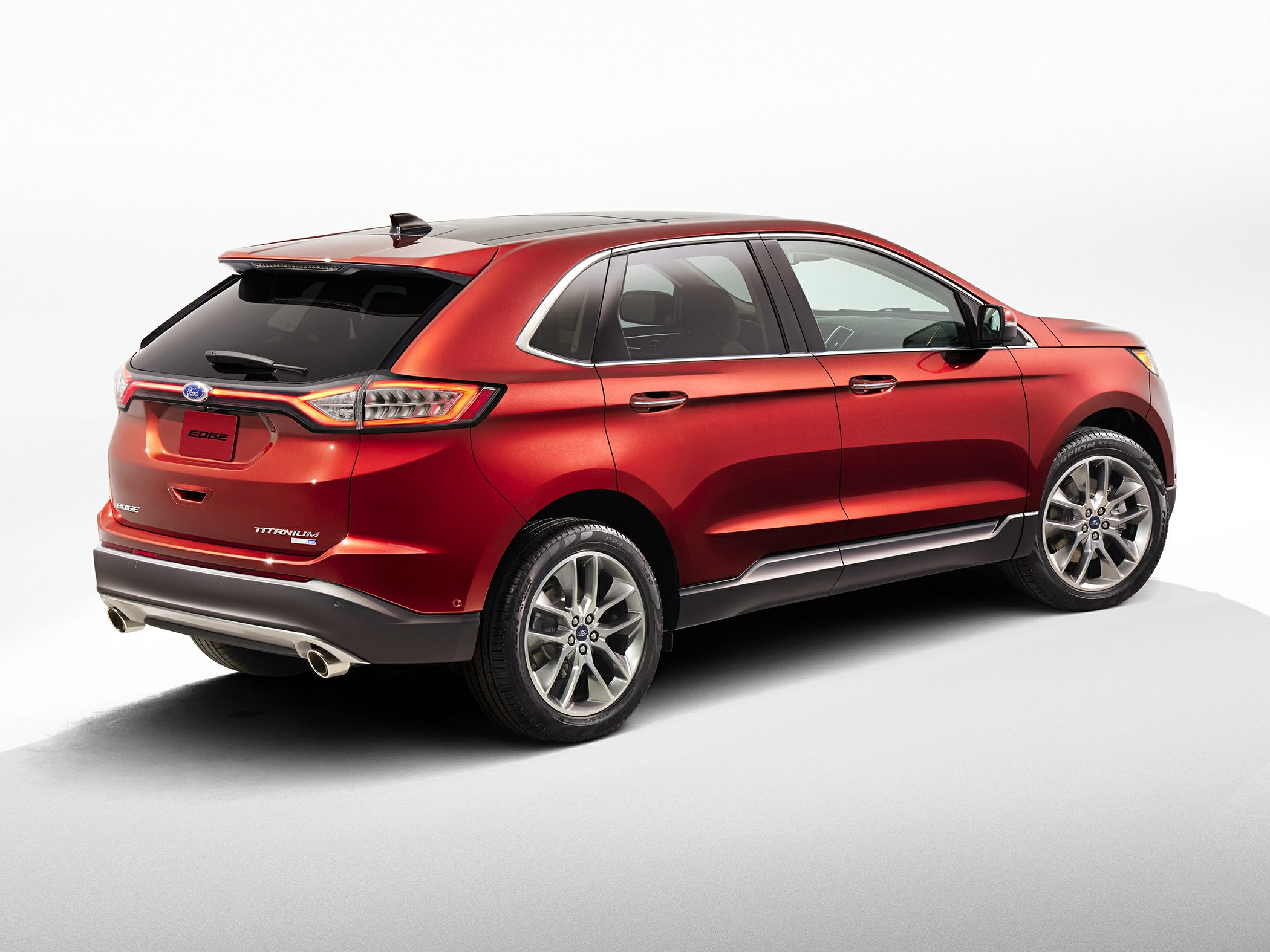 2016 Ford Edge Styles  Features Highlights