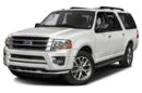3/4 Front Glamour 2017 Ford Expedition EL