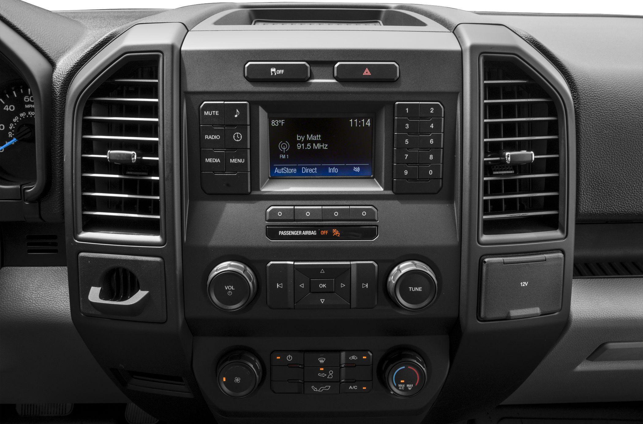 Ford F-150 Radio