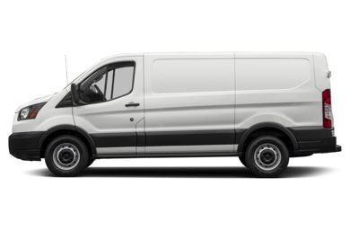 90 Degree Profile 2015 Ford Transit-150