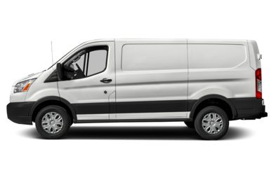 90 Degree Profile 2017 Ford Transit-350