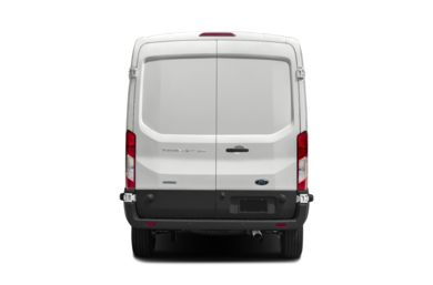 Rear Profile  2015 Ford Transit-350