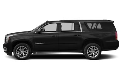 90 Degree Profile 2015 GMC Yukon XL 1500
