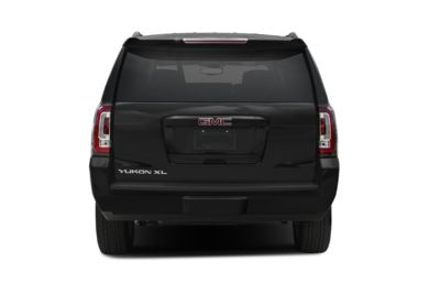 Rear Profile  2015 GMC Yukon XL 1500